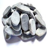 Afbeelding van Happy Stones | Stenen Schilderen Kinderen | Stenen Schilderen Volwassenen | 6-7 cm | Schilderbare Keien | Happy Stones Pakket |  Beach Pebbles | Flat speelgoed