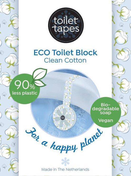 Toilet Tapes - Clean Cotton - voordeelverpakking - 14 stuks