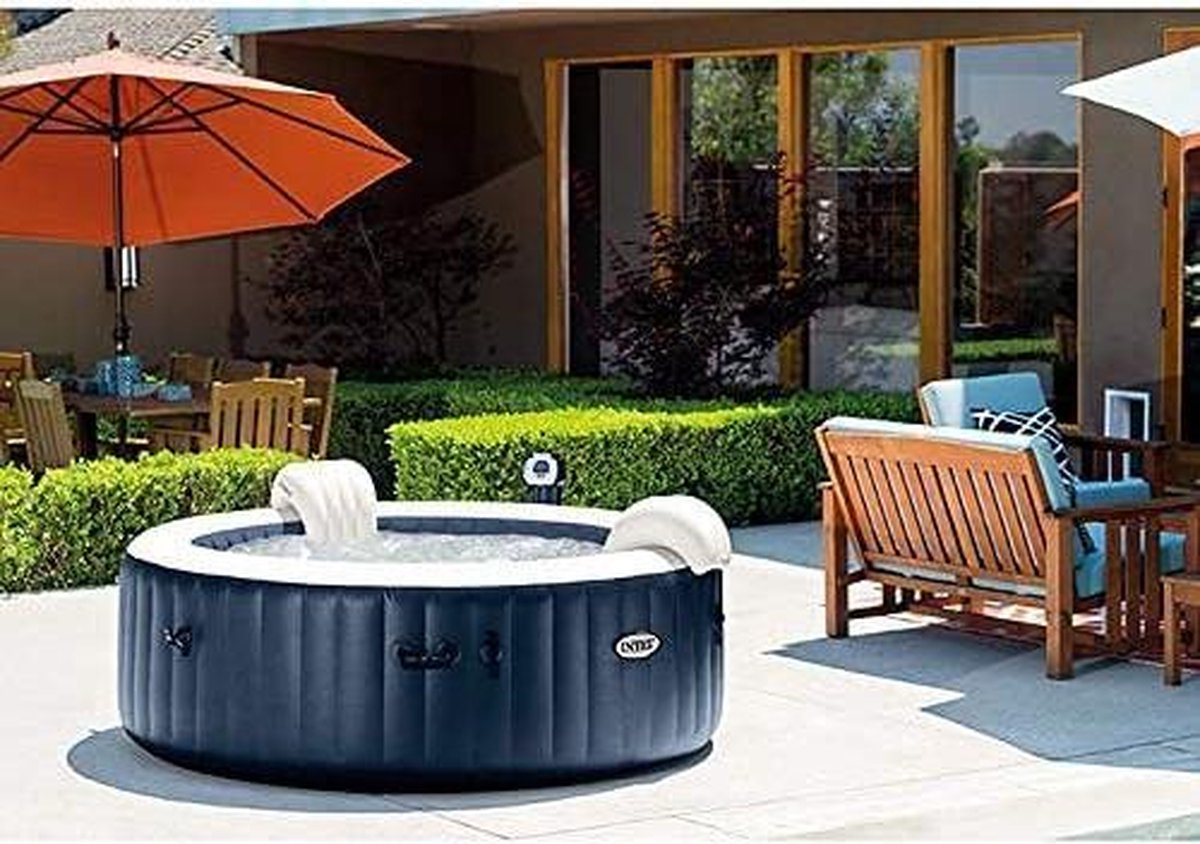 Jacuzzi | Jacuzzi verstelbaar | Jacuzzi verstelbaar 4 persoons | Jacuzzi 4 persoons | Hottub | Bubbelbad | B0882JQ5PW |