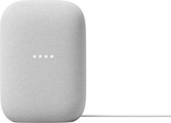Google Nest Hub + Nest Audio - Bundel