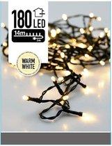 Nedis Kerstboomverlichting - 13,5 meter - 180 LED's - Warm wit - Binnen & buiten
