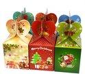 Kerstpakket Doos – Kerstverpakking – 8 stuks Snoepdozen