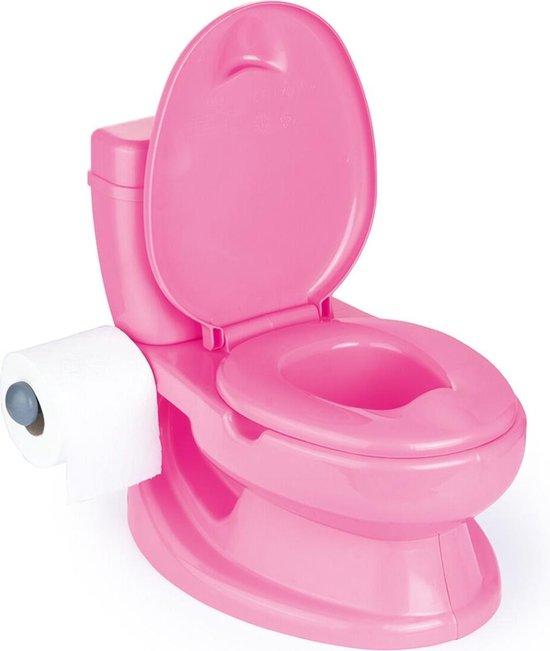 Product: BabyGO BabyPotty - Toilettrainer Roze, van het merk BabyGO