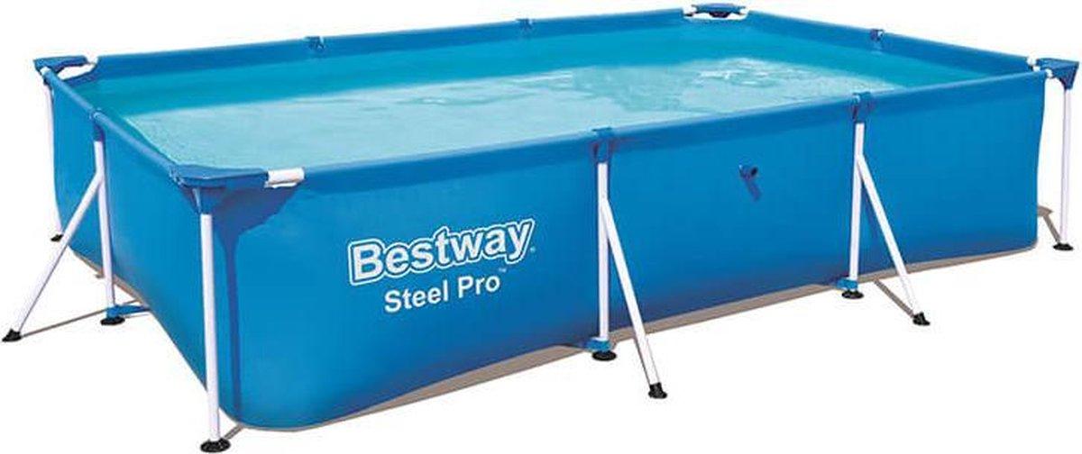 Bestway Steel Pro zwembad 300 x 201 x 66 cm