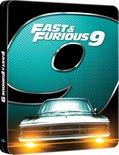 Fast & Furious: F9 (4k Ultra HD Blu-ray) (Steelbook)