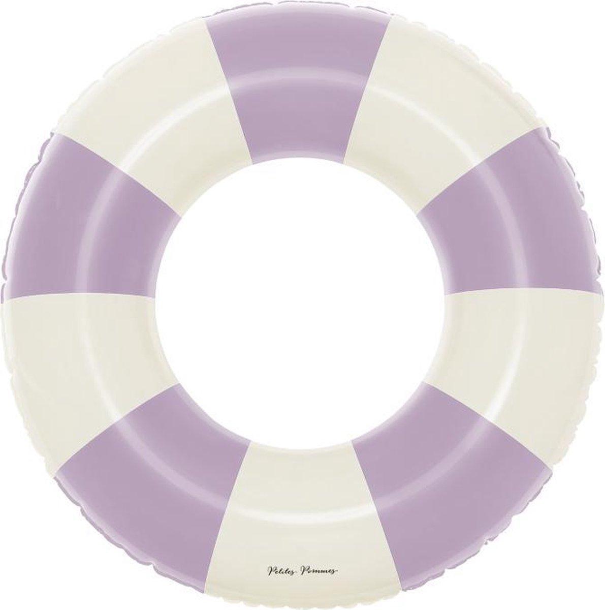 Petites Pommes Zwemring Celine Grand Float Violet - Zwemband - ø 120cm - 6+ jaar