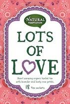 Natural Temptation Lots of love - Bio
