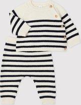 Petit Bateau Baby Unisex Kledingset - Maat 80