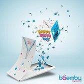 Boemby - Exploderende Confettikubus Wenskaart - Explosion Box - Verjaardagskaart - kaart met Confetti - Happy Birthday - Confetti kaart - Unieke wenskaarten - #4