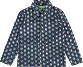 Lily Balou Shirt Lucas Vans - 92 - Blauw