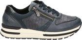 Rieker Sneakers blauw - Maat 37