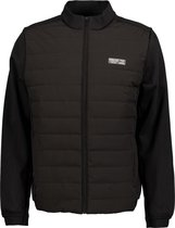 DEELUXE Gewatteerd jacket SUNOCO Black