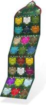 Pukka Thee Biologische Kerst Adventskalender 2021, Perfect als Kerstcadeau - 24 zakjes - 1 Kalender