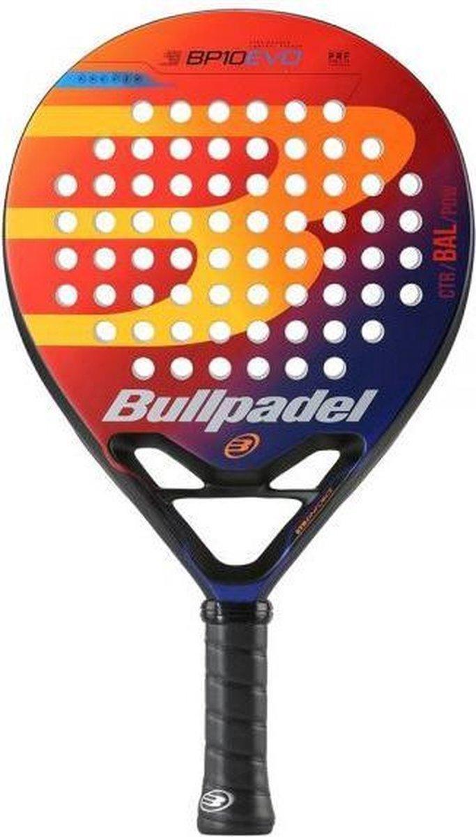 Bullpadel BP10 EVO (Round) – 2021 padelracket
