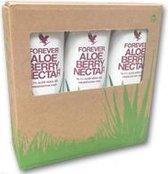 Tri-Pack Aloe Berry Nectar, 3 x 1 liter