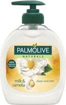 Palmolive Handzeep - Melk & Kamille - Voordeelverpakking 6 x 300 ml