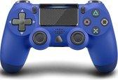 Draadloze Vervangende Dualshock Controller - Geschikt voor PS4 - Blauw