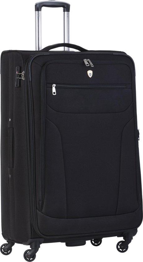 Cambridge 365 XL Grote Reiskoffer - 83cm met TSA-slot – Expander - Voorvakken...