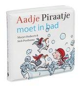 Aadje Piraatje  -   Aadje Piraatje moet in bad