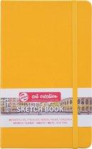 Talens Art Creation schetsboek Golden Yellow 13X21 140 gr