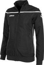 Reece Australia Varsity Woven Jacke Damen Sportjas - Zwart - Maat M