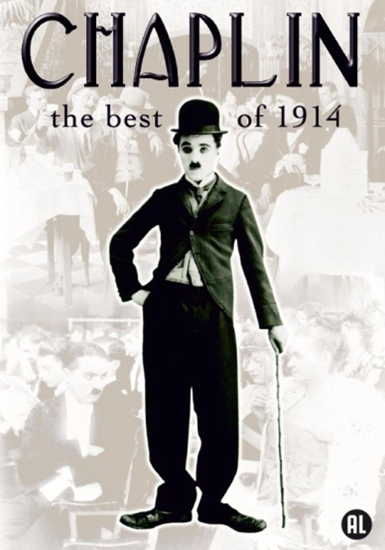 Cover van de film 'Chaplin - Best Of 1914'
