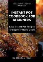 Instant Pot Cookbook for Beginners