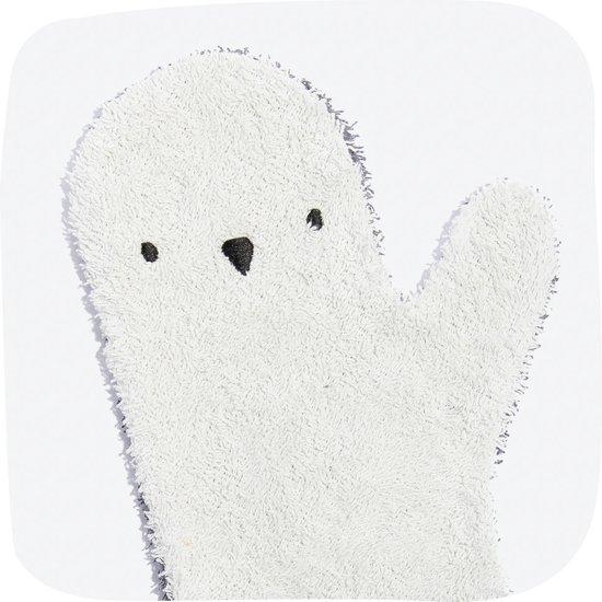 Baby Shower Glove - Pinguïn - Blauw