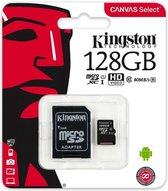 Kingston Canvas Select MicroSDXC - 128 GB
