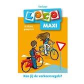 Loco - Loco Maxi Ken jij de verkeersregels? 8-10 jaar groep 5-6 Verkeer