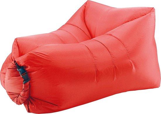 Froyak opblaasbare zitzak - rood - 110 x75 x 58
