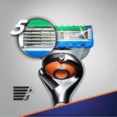 Gillette Fusion5 Proglide Power Scheersysteem Mannen - Grijs