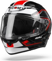 Suomy Speedstar Glow Red Full Face Helmet XL