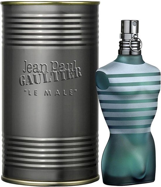 Heren parfum, Jean Paul Gaultier Le Male, Eau de Toilette 40ml