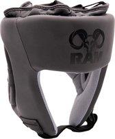 RAM Hoofdbeschermer Deluxe - Helm - Boksen - Mat zwart - L/XL