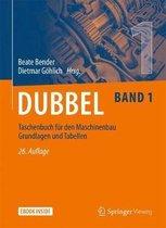 Dubbel Taschenbuch Fur Den Maschinenbau 1
