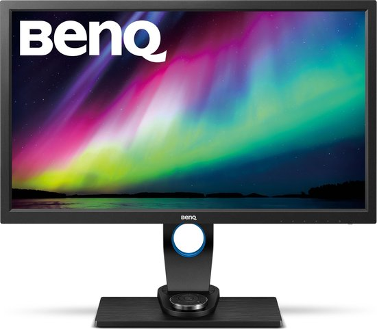 BenQ SW2700PT - WQHD IPS Monitor - Een van de beste monitor voor fotobewerking