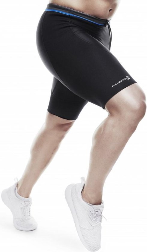 Rehband Athletic Pants/Shorts 7785 - Hardloopbroek - Maat XL