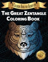 The Great Zentangle Coloring Book