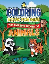A Coloring Book for Kids