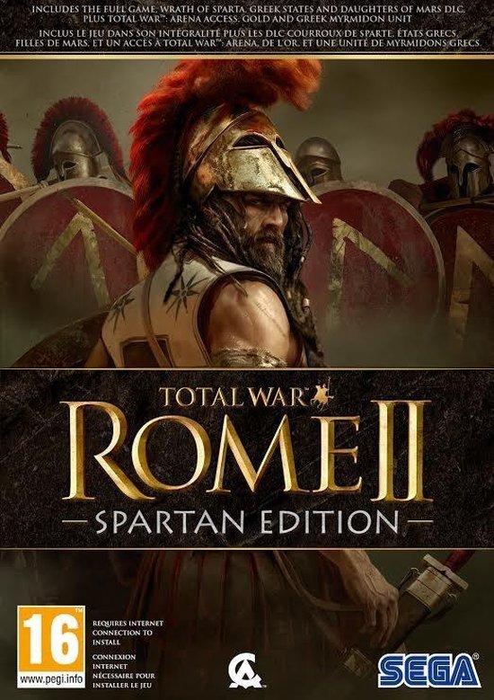 Total War Rome 2 Spartan Edition