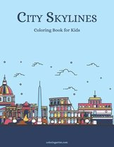 City Skylines Coloring Book for Kids
