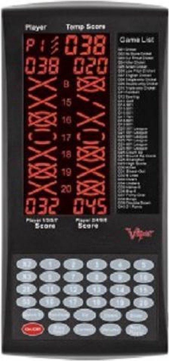 Viper Pro Score Digitaal Darts Scorebord