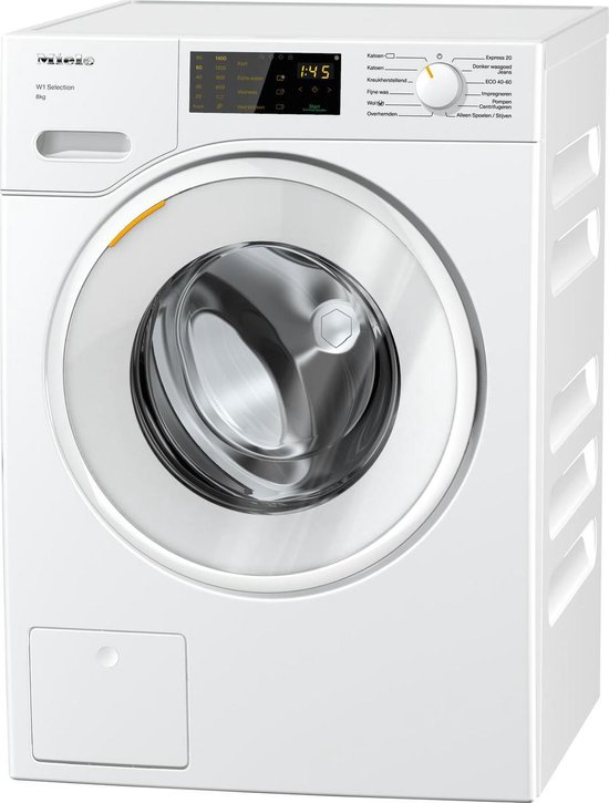 Miele WSD 123 WCS - Wasmachine