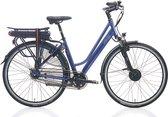 Bol.com-Villette la Ville elektrische fiets - Grijsblauw - 28 Inch-aanbieding