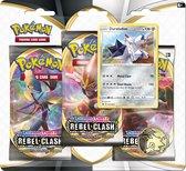 Pokémon Sword & Shield Rebel Clash 3BoosterBlister - Duraludon - Pokémon Kaarten