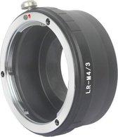 Adapter LR-M4/3: Leica R Lens - Micro M4/3 M43 Olympus