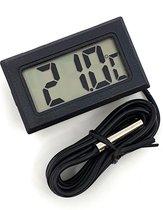 Digitale Thermometer met Meetsonde geschikt voor o.a. koelast, aquarium etc.