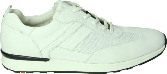 Lloyd Shoes Mannen Veterschoenen Kleur: Wit/beige Maat: 46