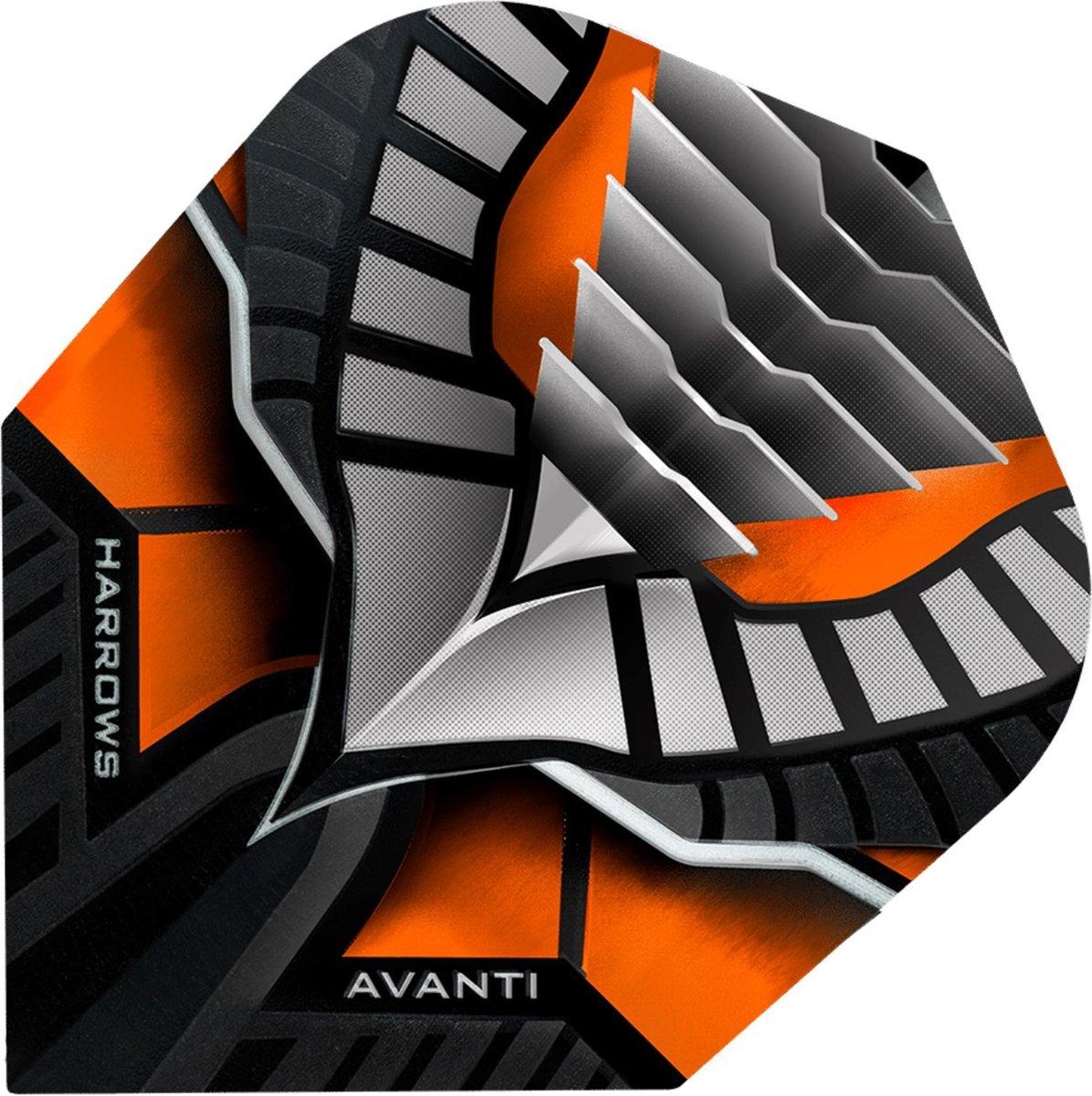 Harrows flights Avanti Oranje